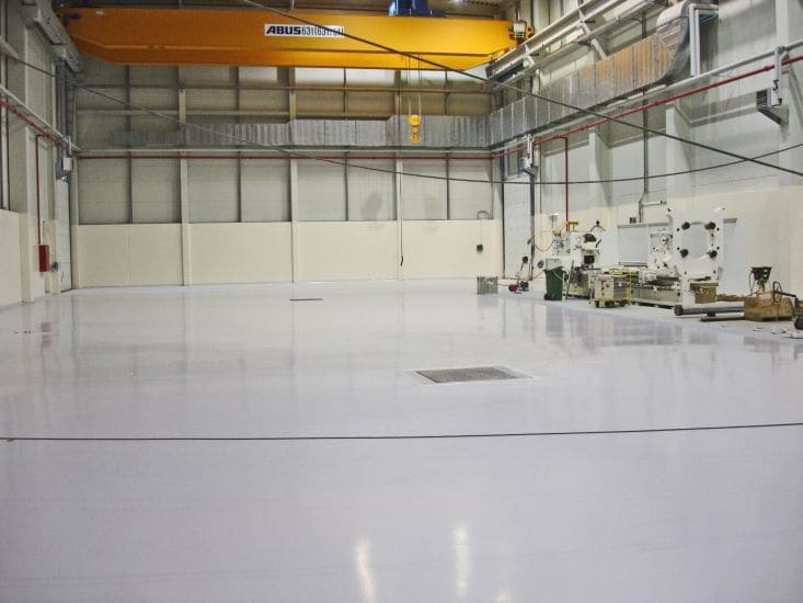 High Quality Floor Coating